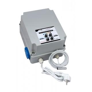 Step Transformer Ελεγκτής θερμοκρασίας και υγρασίας (8Α)