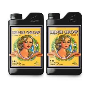 pH Perfect Sensi Grow Parts A & B 4L