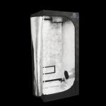 Diamond Box Silver 100x100x200