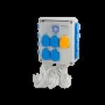 Timer Box II 12x600W + θέρμανση