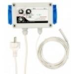 Ο έλεγχος της πίεσης και θερμοκρασία ελάχιστη ταχύτητα (16Α)